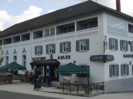 Gasthof Adler, Horb am Neckar (Hopfau yakınında)