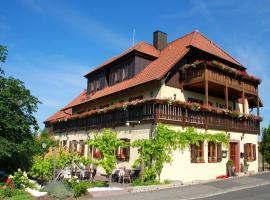 Gasthof zum Rödelseer Schwan, Rödelsee (Wiesenbronn yakınında)
