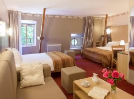 Hotel The Originals Chinon Le Lion d'Or (ex Inter-Hotel)