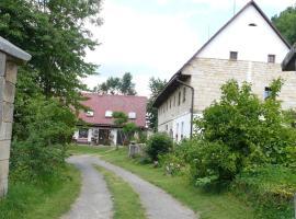 Ubytování Na Statku v Českém Ráji, Turnov (Loktuše yakınında)