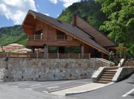 Motel Tara MB, Ðurđevića Tara