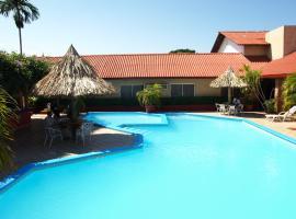 Hotel La Quinta, Ла-Сейба (рядом с городом Лас-Мангас)