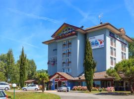 Hotel Côté Sud Leman, Тонон-ле-Бен (рядом с городом Маржансель)