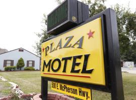 Plaza Motel, Clyde (in de buurt van Fremont)