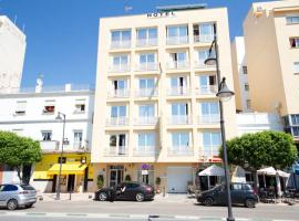 Hotel Mediterráneo, Estepona