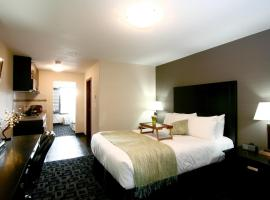 Foxwood Inn & Suites Drayton Valley, Drayton Valley (Entwistle yakınında)