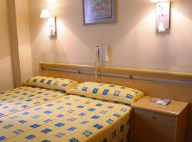 Hotel Trapemar Silos, Burjasot (Campo Olivar yakınında)
