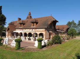 Le Manoir de Goliath, Toutainville (рядом с городом Saint-Symphorien)