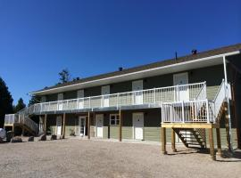 Escarpment Heights Motel, Tobermory