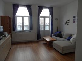 Apartment Tour & Taxis 1