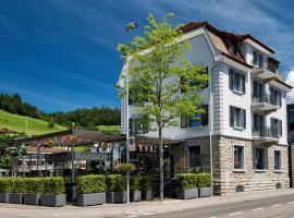 Hotel Freihof, Unterägeri (Oberägeri yakınında)