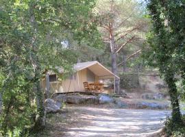 Camping la Grangeonne, Esparron-de-Verdon