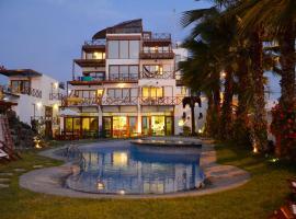 Casa Barco Punta Hermosa, Punta Hermosa