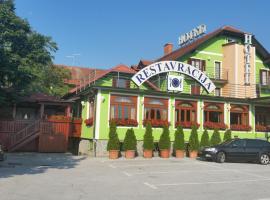 Hotel Roškar, Ptuj