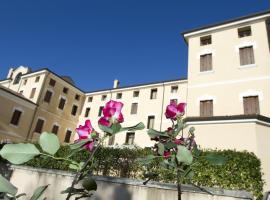 Villa Scalabrini, Crespano del Grappa (Berdekatan Paderno del Grappa)