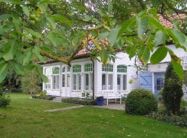 Landhaus einer Malerin, Poseritz