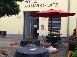 Hotel am Marktplatz, Gangkofen (Gerzen yakınında)