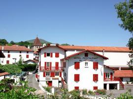 Le Trinquet, Louhossoa (рядом с городом Macaye)