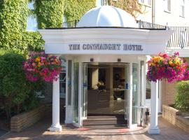 BEST WESTERN PLUS the Connaught Hotel and Spa
