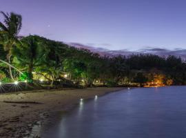 Funky Fish Beach & Surf Resort, Malolo (рядом с городом Castaway Island)