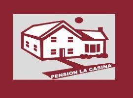 Pensión La Casina, Oviedo (Lugones yakınında)