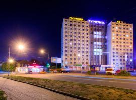 Гостиница Бурятия