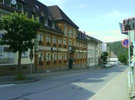 Hotel zum Bären, Triberg