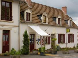 Au Coeur de Meaulne, Meaulne (рядом с городом Vallon-en-Sully)