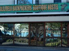 Alajuela Backpackers Airport Hostel