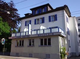 Bellpark Hostel, Lucerna