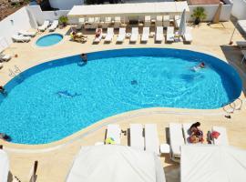 薩利納斯海灘酒店