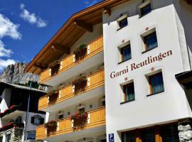 Garni Reutlingen, Кольфоско