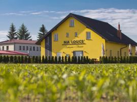 Restaurace a penzion Na Louce, Nové Veselí (Milíkov yakınında)