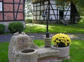 Gästehaus - Speicher von 1816, Welver (Lippetal yakınında)