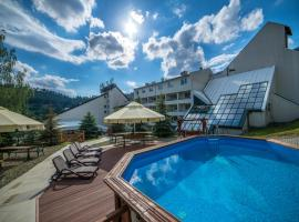 Hotel Klimczok Resort&Spa, Щирк