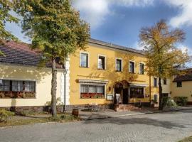 Hotel-Restaurant Alter Krug Kallinchen, Kallinchen (Motzen yakınında)
