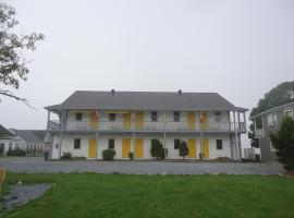 Waterfront Garden Suites, Saint Andrews (Fairhaven yakınında)