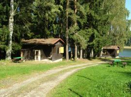 Chatová osada U Sedláka, Komorník, Strmilov (Kunžak yakınında)