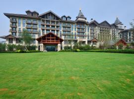 Orient MGM International Hotel, Pekin (Beigangwa yakınında)