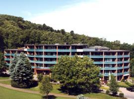 Hotel Haus Deutsch Krone, Bad Essen (Alt Schledehausen yakınında)