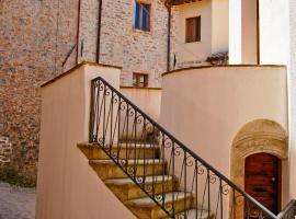 Le Fate Umbria, Sellano (Preci yakınında)