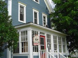 The Colonel's In Bed and Breakfast, Fredericton (Durham Bridge yakınında)