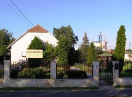 Katalin vendégház, Шарошпатак (рядом с городом Hercegkút)