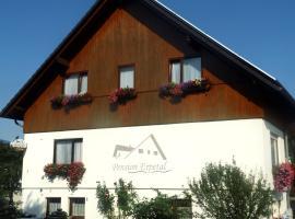 Pension Erpetal, Zierenberg (Habichtswald yakınında)