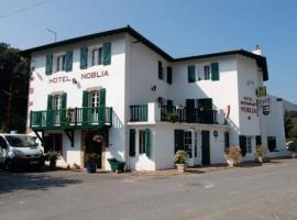 Hotel Restaurant Noblia, Bidarray