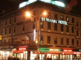 St Marks Hotel, Ņujorka