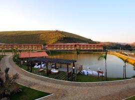 Vassouras Eco Resort, Macambará (Valença yakınında)
