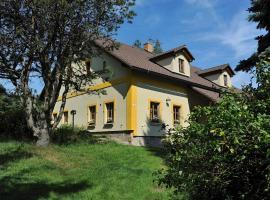Rodinné ubytování Debrné, Hostinné (Mostek yakınında)