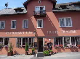 Hotel Traube, Scuol
