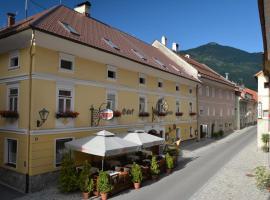 Gasthof Pontiller, Oberdrauburg